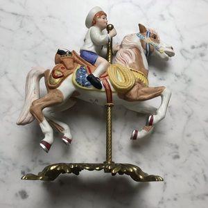 American Carousel Tobin Fraley Horse Figurine
